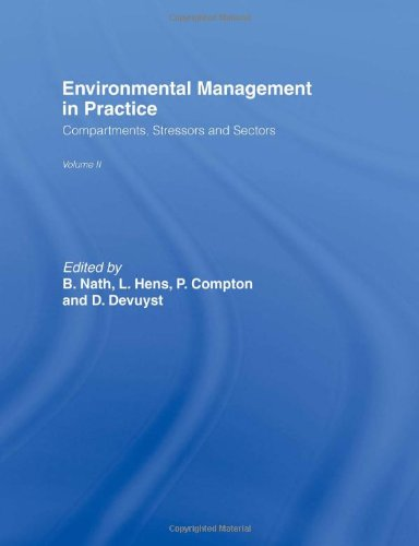 9780415149075: Environmental Management in Practice: Vol 2: Compartments, Stressors and Sectors (Volume 2)