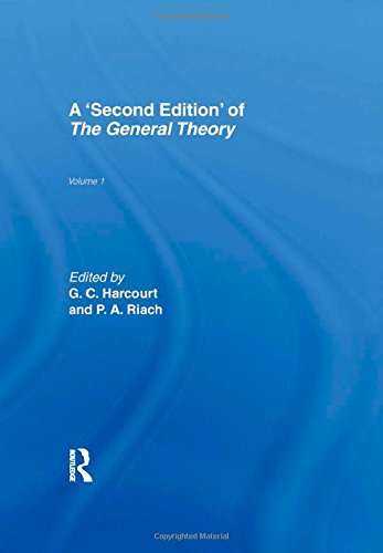 9780415149426: A Second Edition of The General Theory: The General Theory: Volume 1