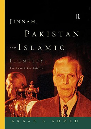 9780415149655: Jinnah, Pakistan and Islamic Identity: The Search for Saladin