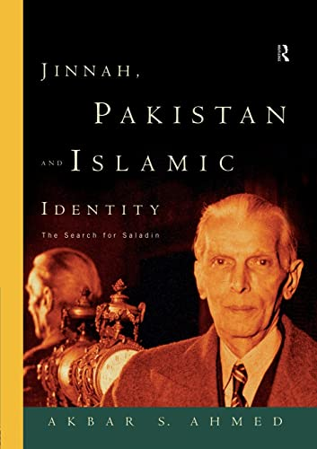 9780415149662: Jinnah, Pakistan and Islamic Identity: The Search for Saladin