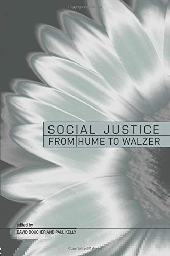 9780415149983: Perspectives on Social Justice: From Hume to Walzer