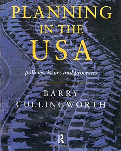 9780415150118: Planning in the USA: Policies, Issues and Processes