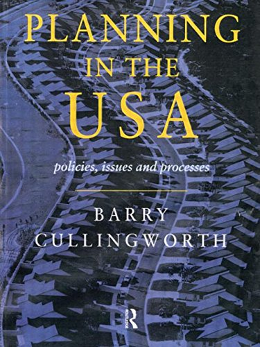 9780415150125: Planning in the USA: Policies, Issues and Processes
