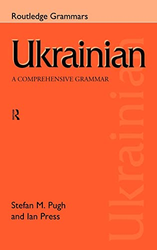 9780415150293: Ukrainian: A Comprehensive Grammar (Routledge Comprehensive Grammars)