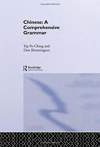 9780415150316: Chinese: A Comprehensive Grammar (Routledge Comprehensive Grammars)