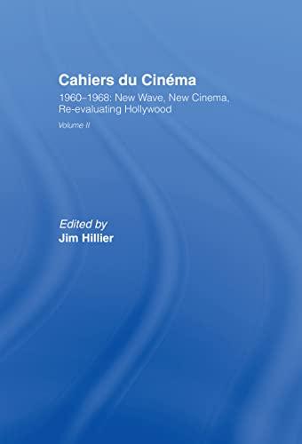 9780415151061: Cahiers du Cinema: Volume II: 1960-1968. New Wave, New Cinema, Re-evaluating Hollywood