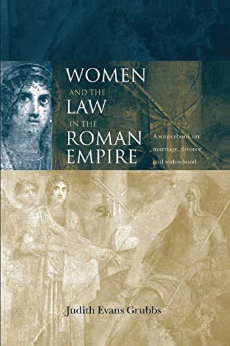 9780415152419: Women and the Law in the Roman Empire: A Sourcebook on Marriage, Divorce and Widowhood