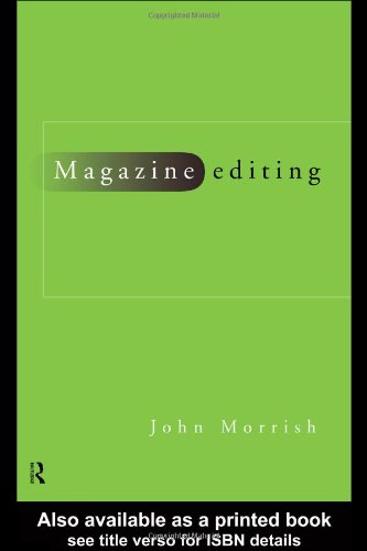 9780415152631: Magazine Editing: In Print and Online (Blueprint Series)