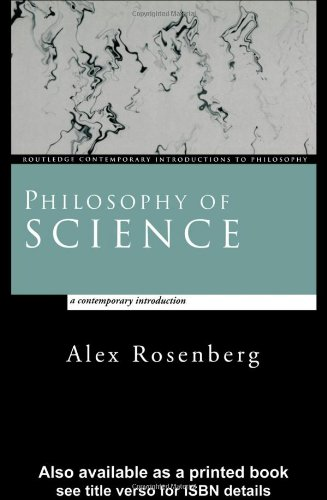 9780415152808: Philosophy of Science: A Contemporary Introduction (Routledge Contemporary Introductions to Philosophy)