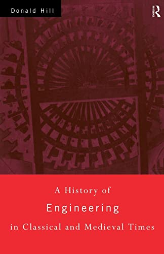 9780415152914: A History of Engineering in Classical and Medieval Times