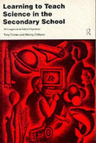 9780415153027: Learning to Teach Science in the Secondary School: A Companion to School Experience: Volume 1 (Learning to Teach Subjects in the Secondary School Series)