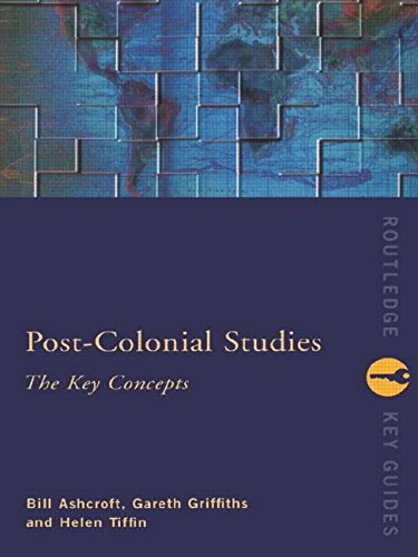 9780415153034: Post-Colonial Studies: The Key Concepts (Routledge Key Guides)