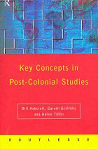 9780415153041: Post-Colonial Studies: The Key Concepts (Routledge Key Guides)