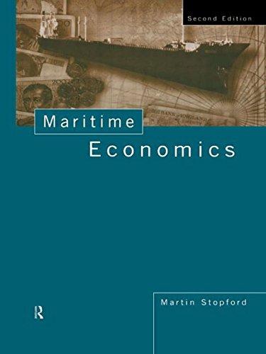 9780415153096: Maritime Economics: Second Edition