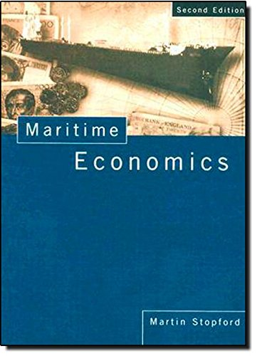 9780415153102: Maritime Economics: Second Edition