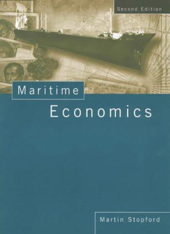 9780415153102: Maritime Economics Second Edition