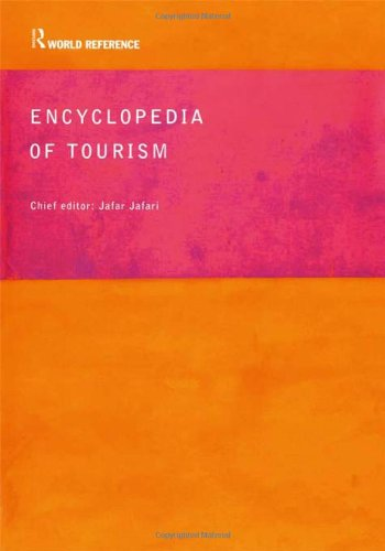 9780415154055: Encyclopedia of Tourism (Routledge World Reference)