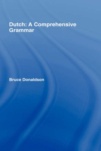 9780415154185: Dutch: A Comprehensive Grammar (Routledge Comprehensive Grammars)