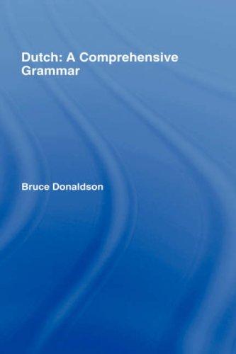 9780415154185: Dutch: A Comprehensive Grammar (Routledge Comprehensive Grammars)