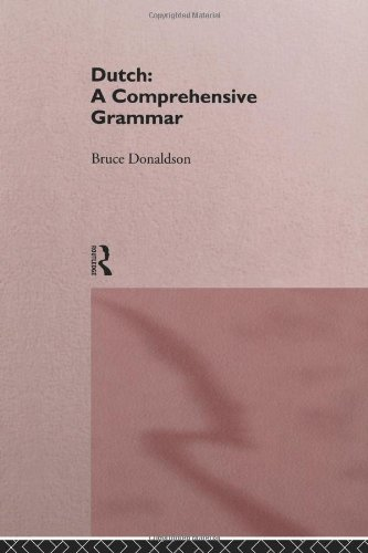 9780415154192: Dutch: A Comprehensive Grammar (Routledge Comprehensive Grammars)