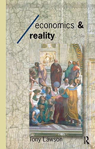 9780415154208: Economics and Reality (Economics as Social Theory)