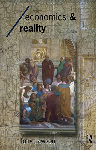 9780415154215: Economics and Reality (Economics as Social Theory)