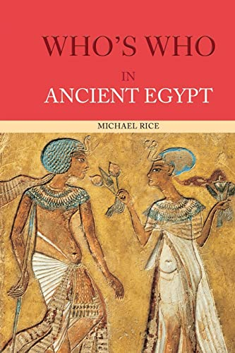 9780415154499: Who's Who in Ancient Egypt (Who's Who (Routledge))