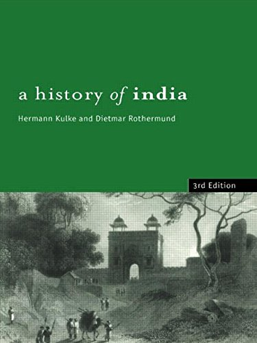9780415154826: A History of India