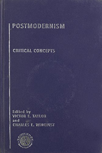 9780415154840: Postmodernism: Critical Concepts (Critical Concepts in Philosophy)