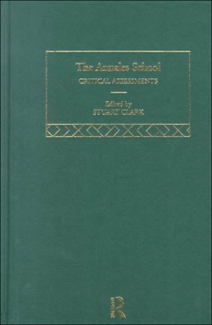 9780415155519: The Annales School: Critical Assessments in History