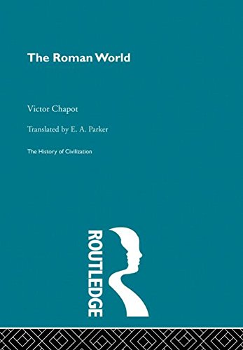 9780415155830: History of Civilization: The Roman World (Volume 46)