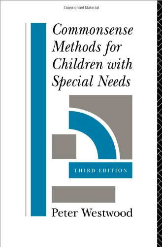9780415156233: Commonsense Methods for Children with Special Needs: Strategies for the Regular Classroom