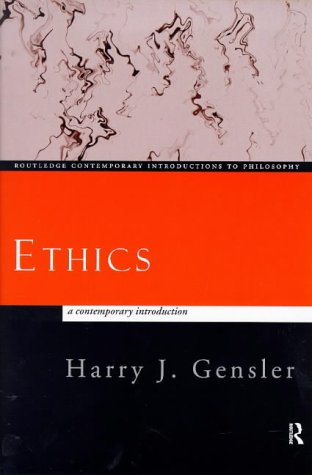9780415156257: Ethics: A Contemporary Introduction (Routledge Contemporary Introductions to Philosophy)