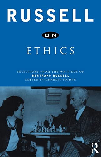 9780415156608: Russell on Ethics: Selections from the Writings of Bertrand Russell