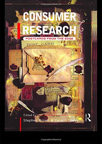 9780415156844: Consumer Research: Postcards From the Edge (Consumer Research and Policy)