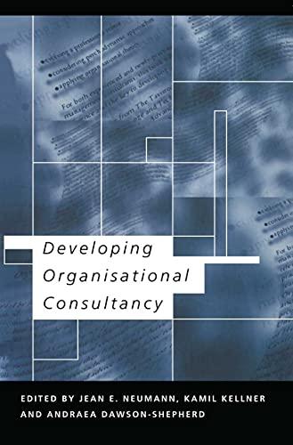 9780415157032: Developing Organisational Consultancy