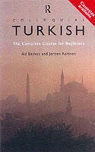 9780415157483: Colloquial Turkish: The Complete Course for Beginners (Colloquial Series)