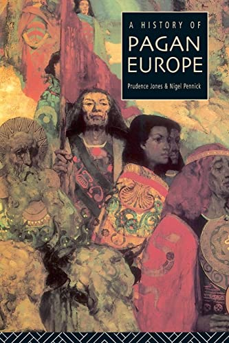 9780415158046: A History of Pagan Europe
