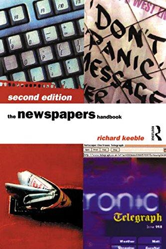 9780415158275: The Newspapers Handbook (Media Practice)