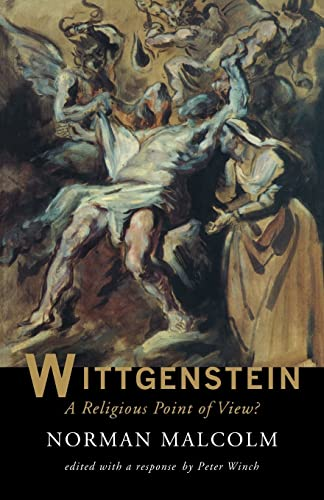 9780415158480: Wittgenstein: A Religious Point Of View?