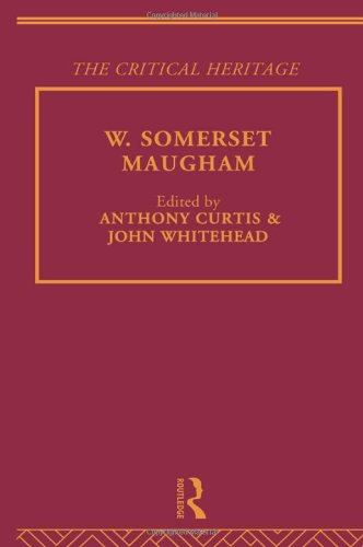 9780415159258: Mid Twentieth Century Novelists: W. Somerset Maugham (Collected Critical Heritage)