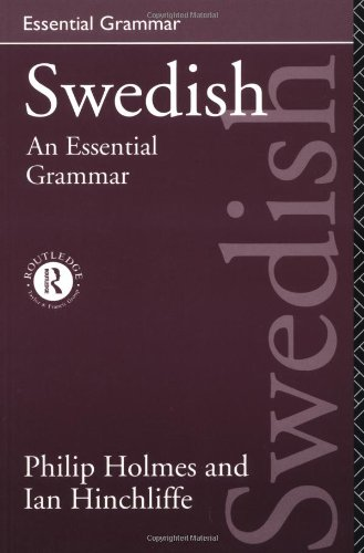 9780415160483: Swedish: An Essential Grammar (Routledge Essential Grammars)