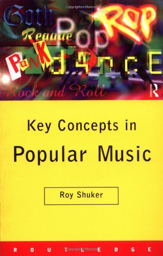 9780415161046: Key Concepts in Popular Music