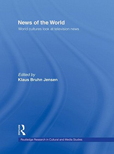 9780415161077: News of the World: World Cultures Look at Television News: World Cultures Look at Televison News (Routledge Research in Cultural and Media Studies)
