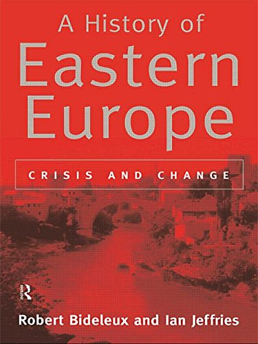 9780415161121: A History of Eastern Europe: Crisis and Change