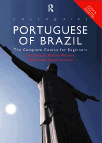 9780415161398: Colloquial Portuguese of Brazil: The Complete Course for Beginners (Colloquial Series)