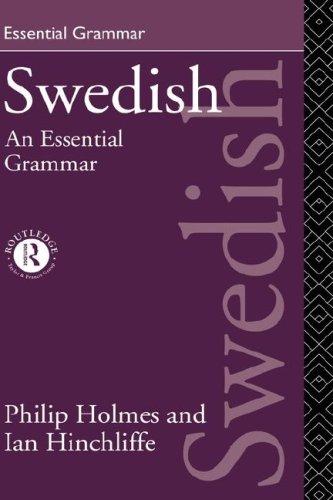 9780415161602: Swedish: An Essential Grammar (Routledge Essential Grammars)