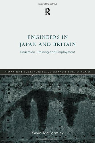 9780415161817: Engineers in Japan and Britain: Education, Training and Employment (Nissan Institute/Routledge Japanese Studies)