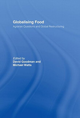 9780415162524: Globalising Food: Agrarian Questions and Global Restructuring
