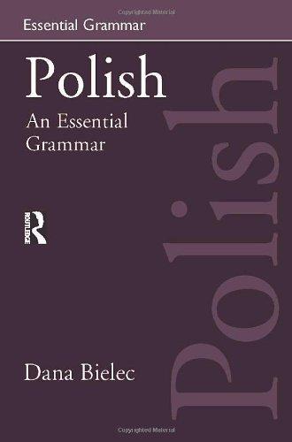 9780415164061: Polish:An Essential Grammar (Routledge Essential Grammars)